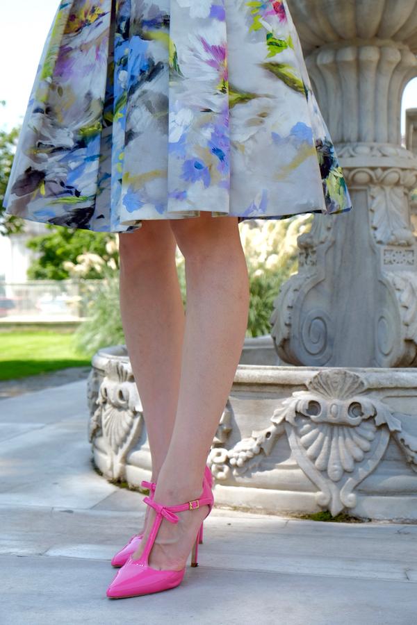 Theia Couture Dress