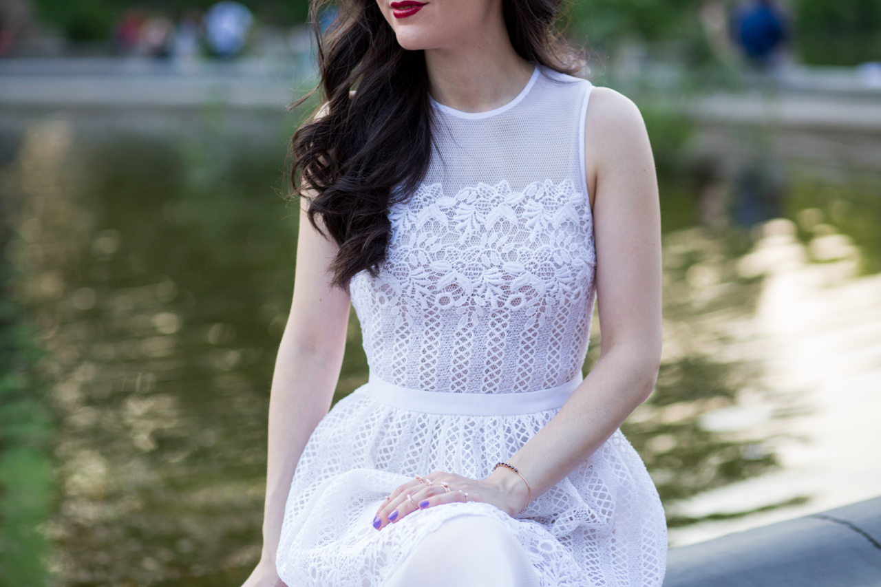 9b3e2731cd54 Josephine Lace Dress - Dressed Up Deniz