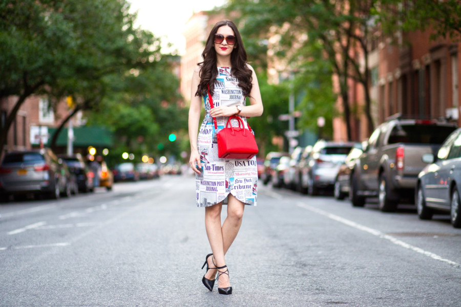 PARTY DRESSES AND QUICK ESCAPE COATS, suite jen, suite jennifer, jennifer diederich, project runway, project runway season 5, steve madden raela heels, givenchy mini antigona in red, givenchy antigona, givenchy red purse