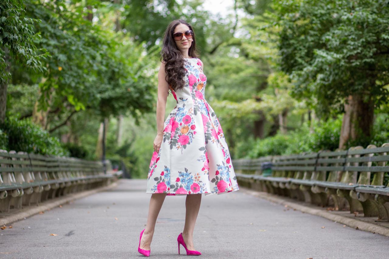8c4a9e9aba Pink Blossoms - Dressed Up Deniz