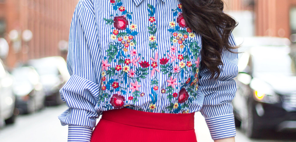 accordion pleat skirt, zara pleated skirt, zara red pleated skirt, zara accordion pleat skirt, zara red pleated skirt, 3.1 philip lim pashli medium, pashli large, pashli navy, christian louboutin pigalle 100 mm nude, christian louboutin so kate in nude, zara poplin shirt, zara floral embroidered shirt